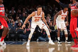 Frank Dillikina and Kevin Knox 'Pack' in Chicago?