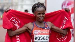 Chicago Marathon Belgian record for Bashir Abdi and world record for Kenyan Brigid Kosgei